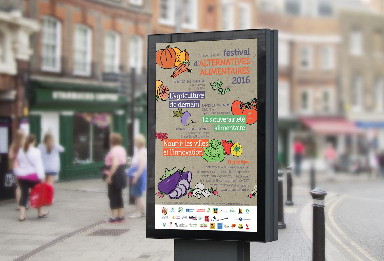 Festival des Alternatives Alimentaires