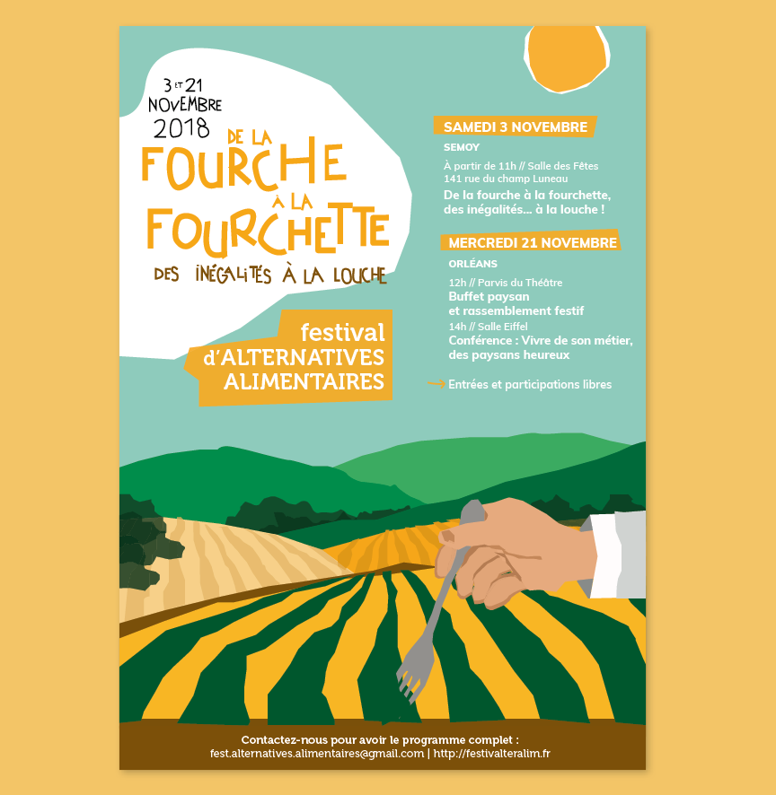 Festival des Alternatives Alimentaires